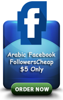 Buy Arabic Facebook Followers Cheap $5